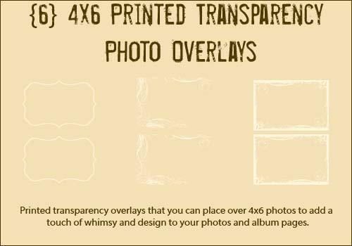 Transparencies copy
