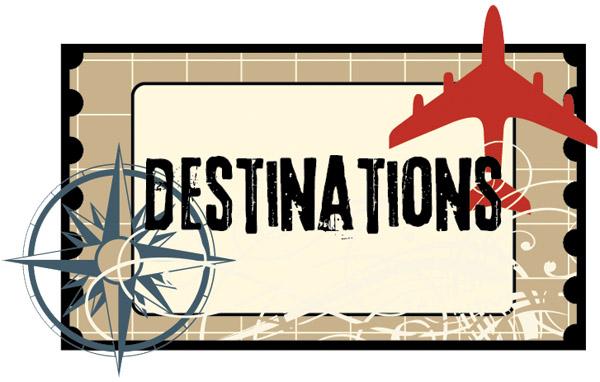 Destinations logo