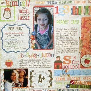 S Zent SS-EL 1st grade summary layout