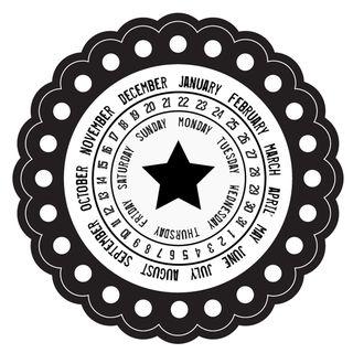 Month Circle lg