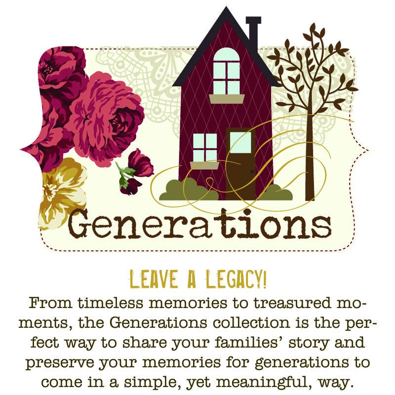 Generations Logo Banner