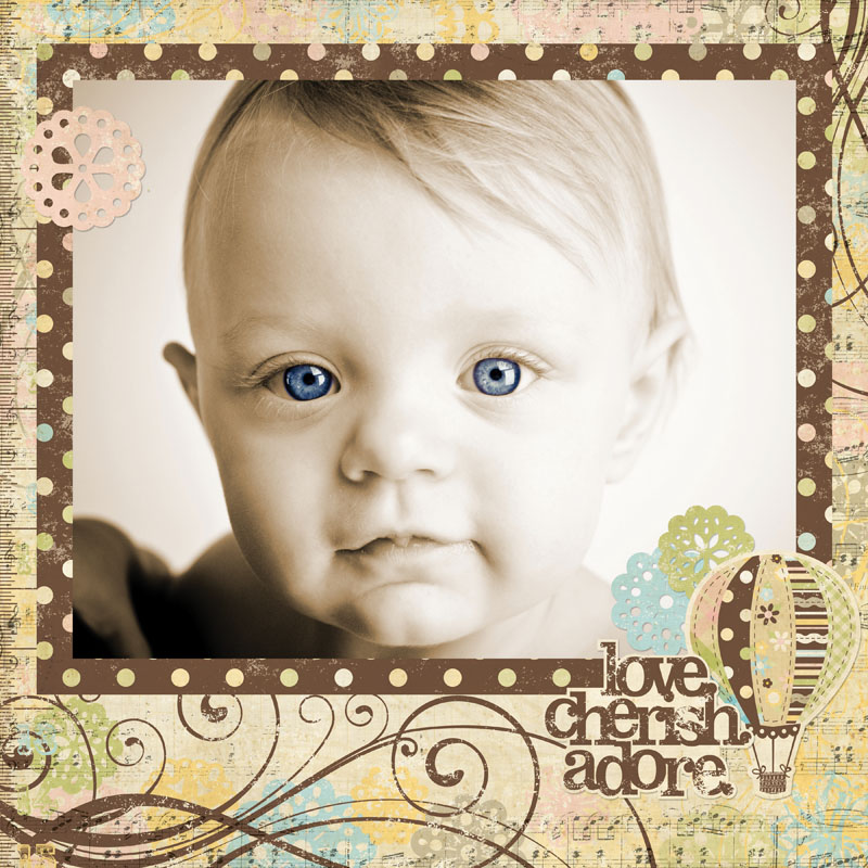 Baby Steps_12x12 Sample - 800