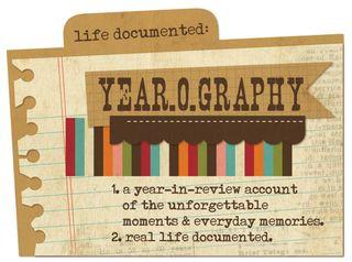 Yearography logo