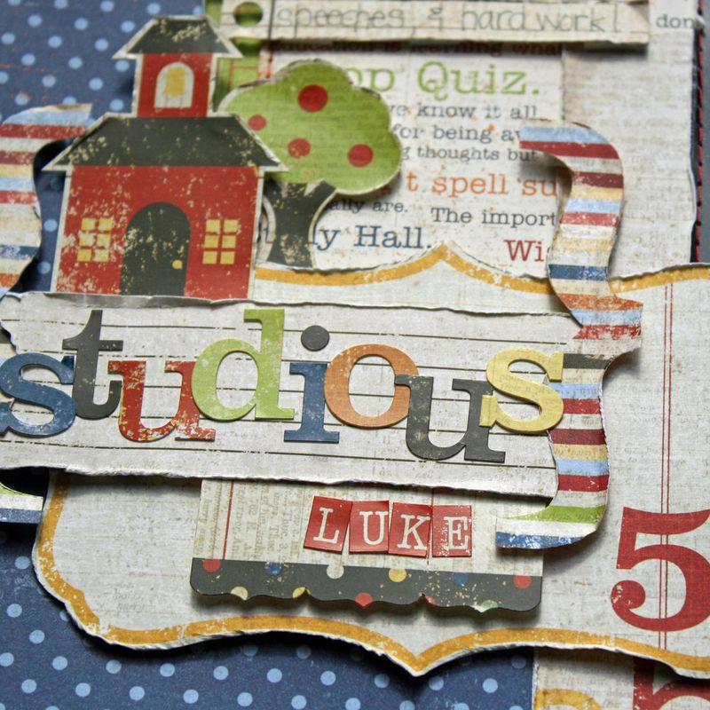 Studious closeup 1