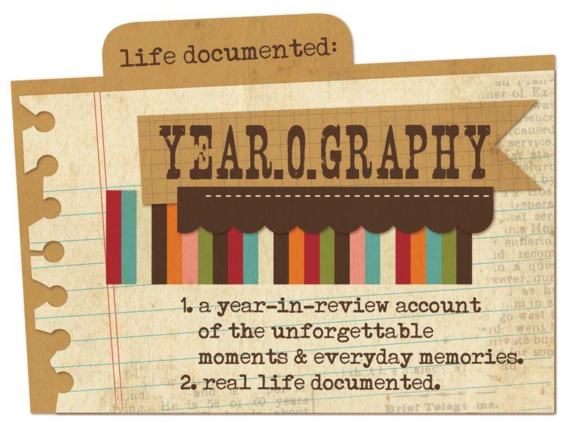 Yearography main logo