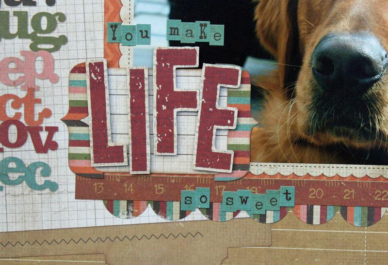 Life closeup