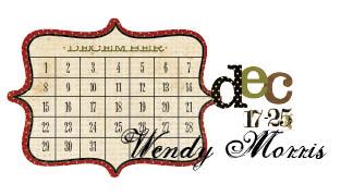 Christmas headers Wendy