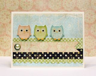 Owl Trio Donna Jannuzzi