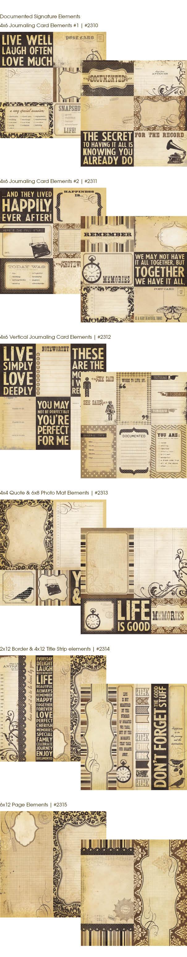 Documented_Signature Elements