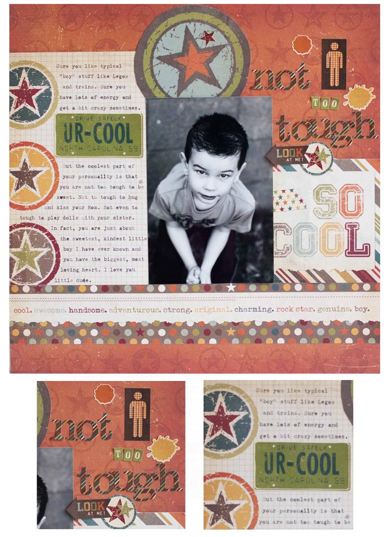 Rebecca LO Collage