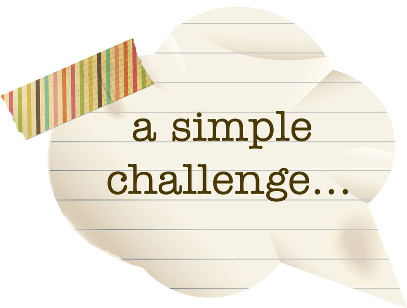 A Simple Challenge