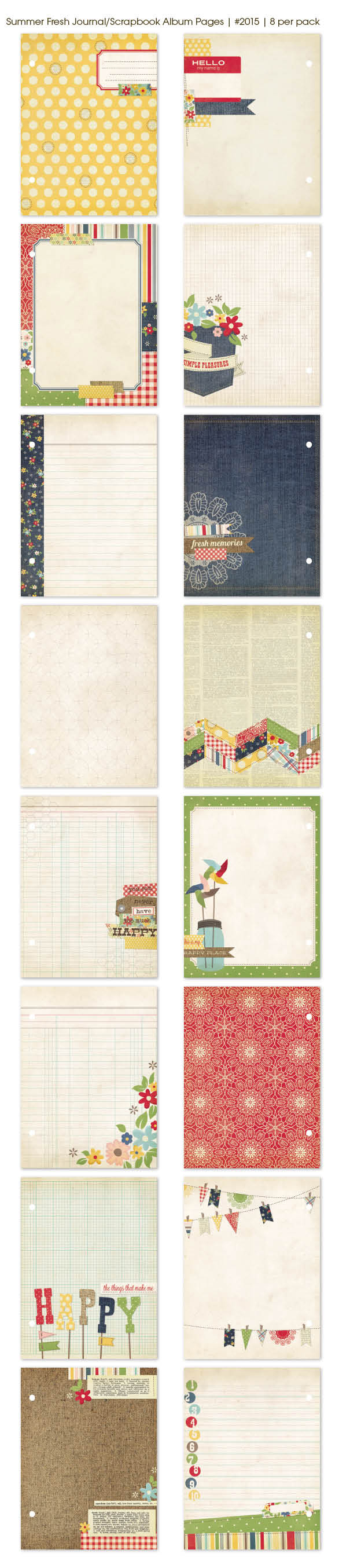 SF_Album Pages