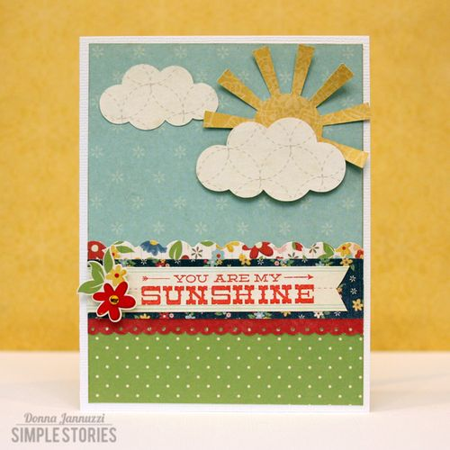 You Are My Sunshine Simple Stories