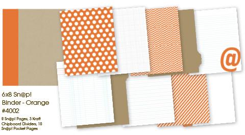 Binders_orange