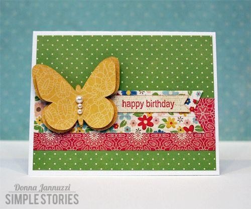 Happy Birthday II Simple Stories