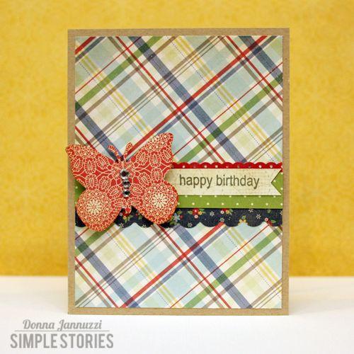 Happy Birthday I Simple Stories