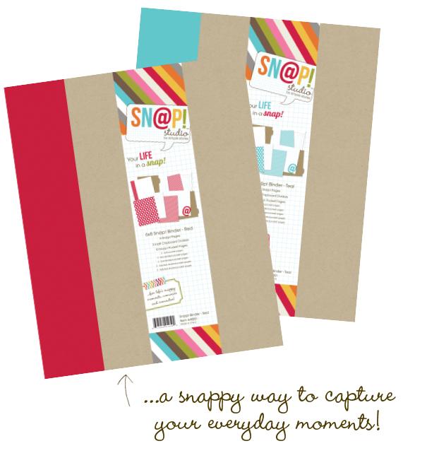 Snappy binders