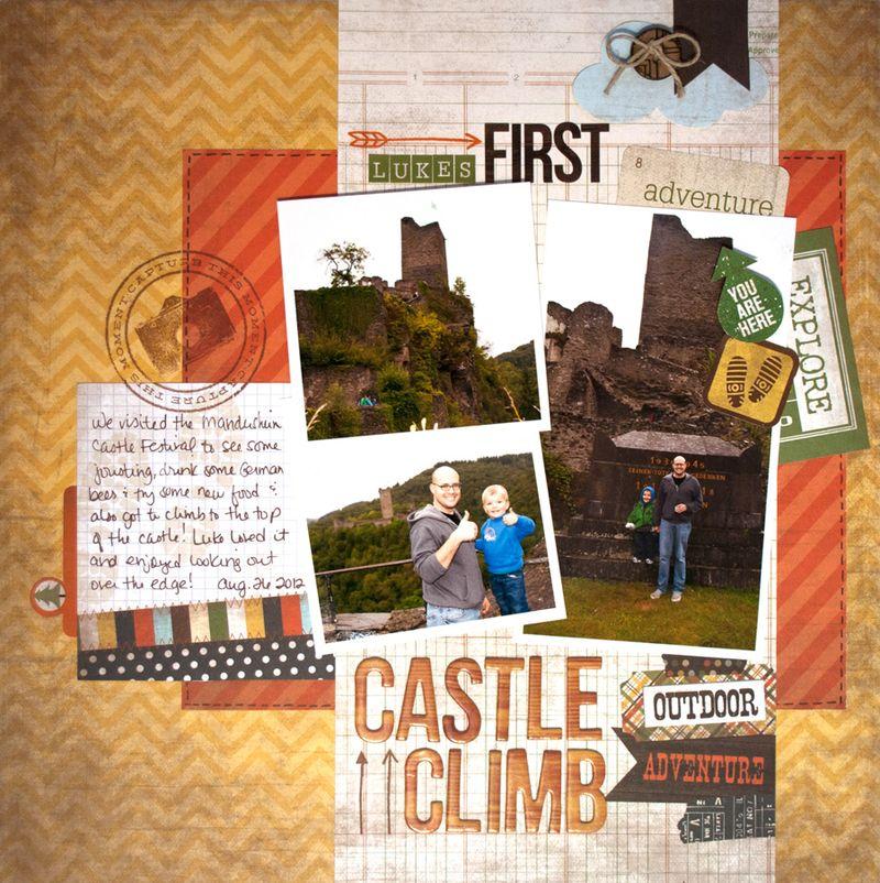 Castleclimb