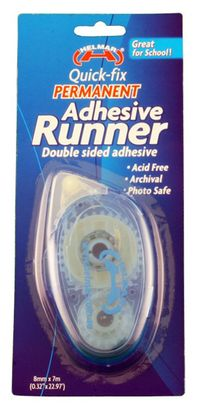 Helmar Permanent Adhesive Runner