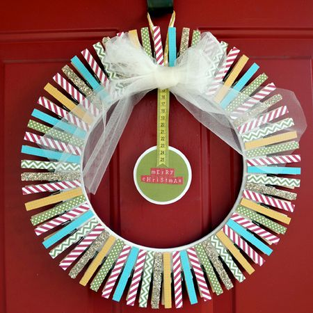 Emily-pitts-clothespin-wreath