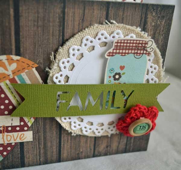 Family mini album2