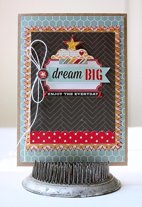 Shellye McDaniel-Simple Stories 247 Card1