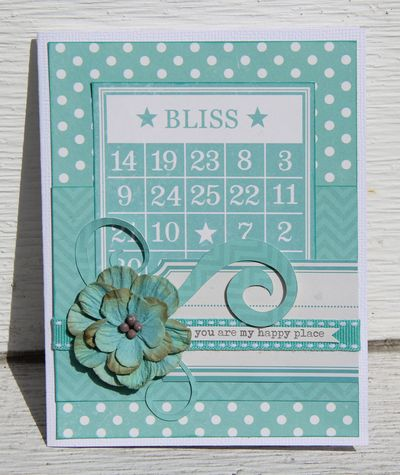 Bliss card