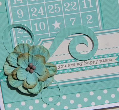 Bliss card closeup