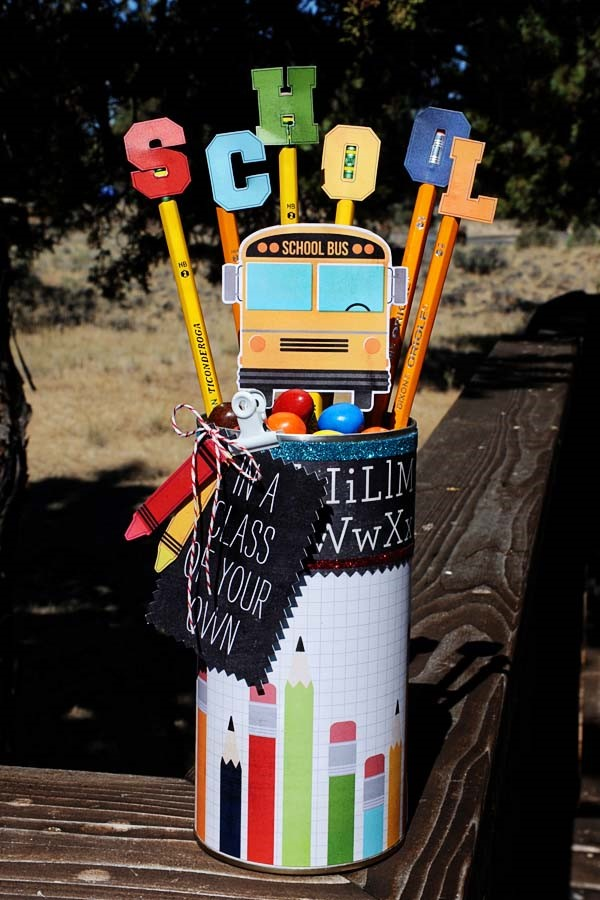 Smarty pants altered teacher gift