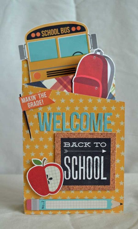 Welcome back to school1