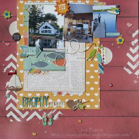 Jodi Baune - I  Heart Summer #3