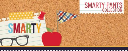 Smarty pants blog header - cc