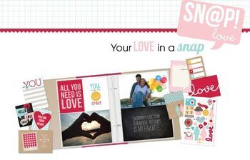 SNAP love spread