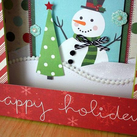 Shellye McDaniel-Christmas Shadowbox2