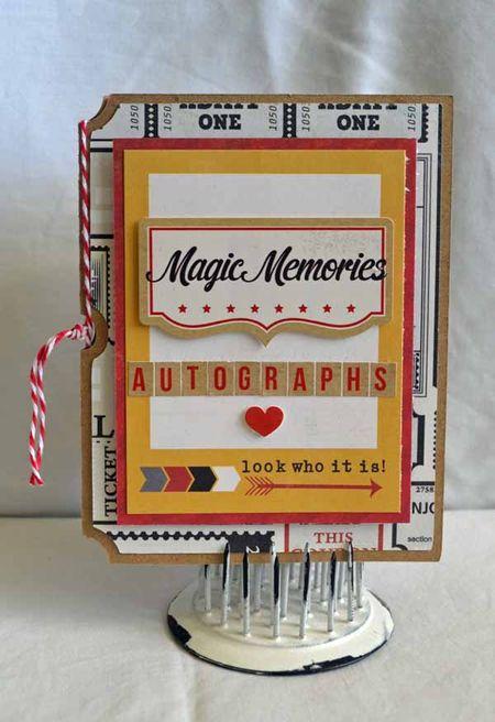 Autograph book1