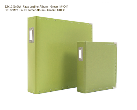 Albums_Green
