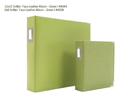 Albums_Green