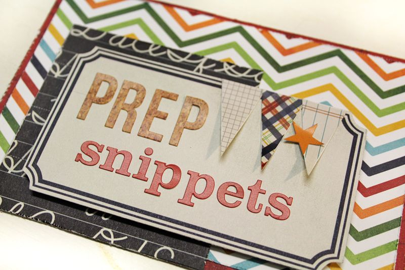 Prep-Snippets