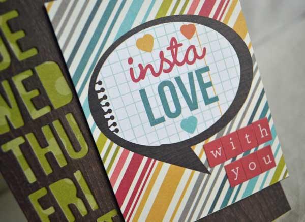 Insta love card2