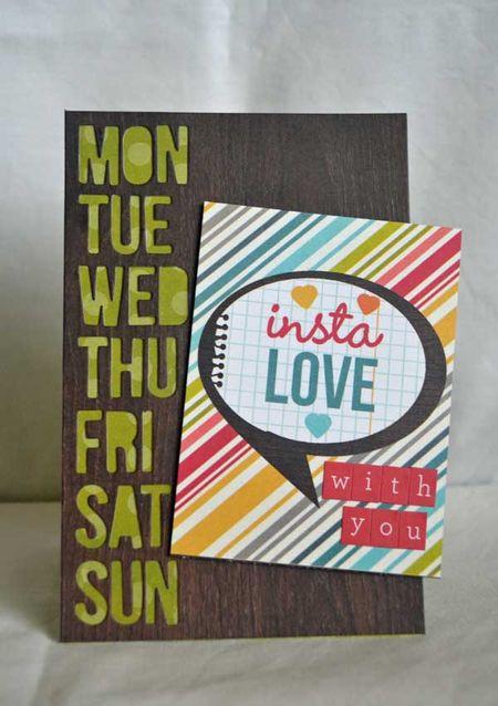 Insta love card1