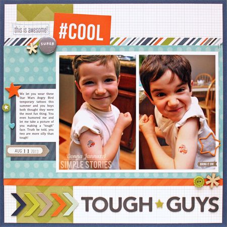 Tough Guys_Donna Jannuzzi