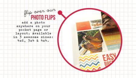 Photo flips