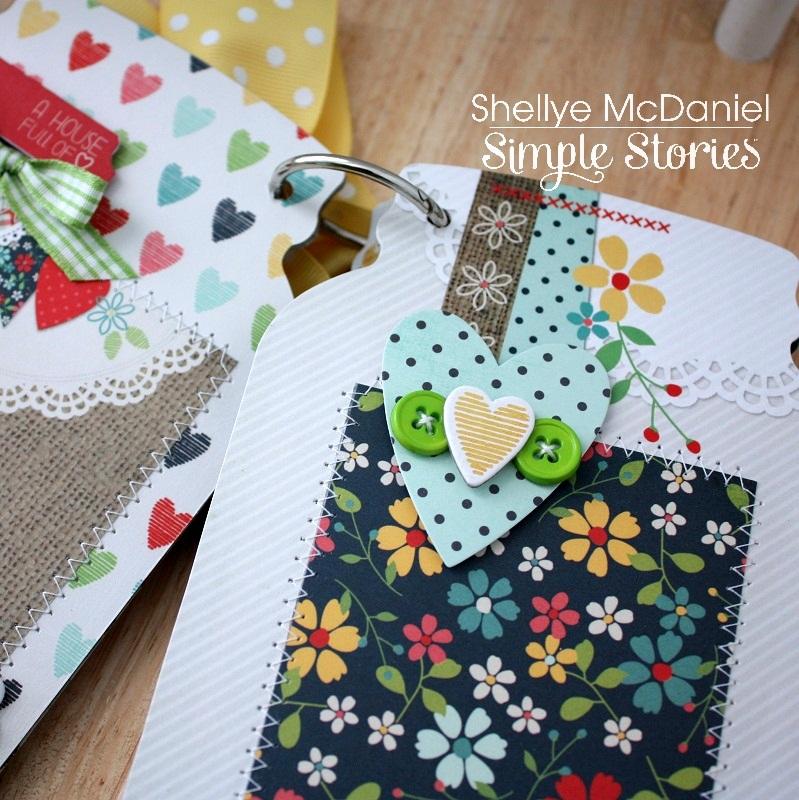 Shellye McDaniel-Jar Mini Album8