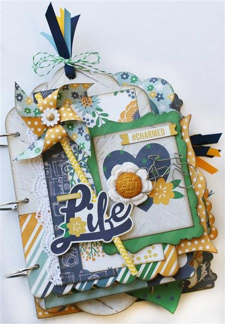 A Charmed Life mini album (Medium)