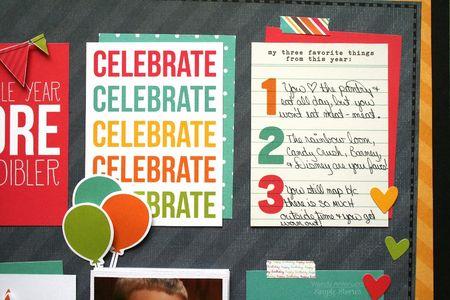 Celebrating You Beano detail2