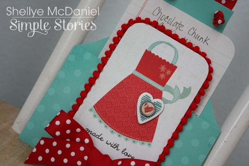Shellye McDaniel-Made With Love Apron Card3