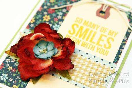 So Many Smiles Close-up