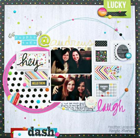 Dash by Heather Leopard SS