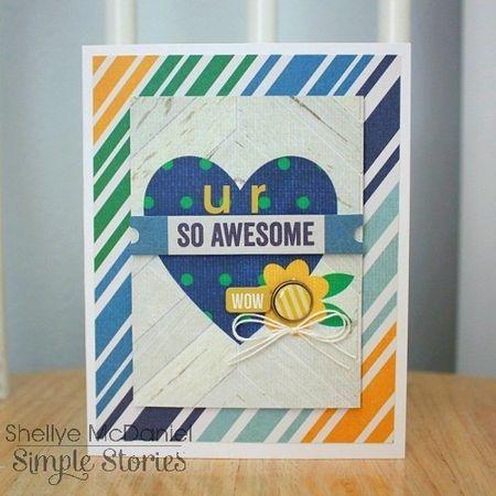 Shellye McDaniel-Charmed Life Card