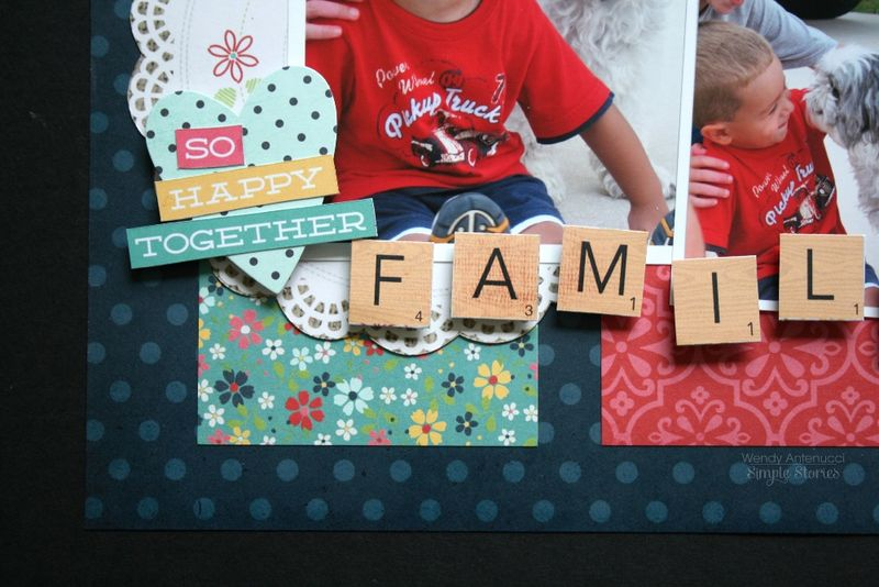 Just Like Family detail1